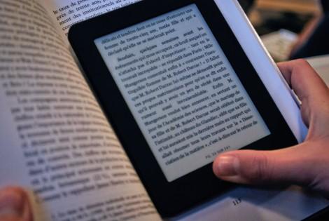 Liseuse-et-livre